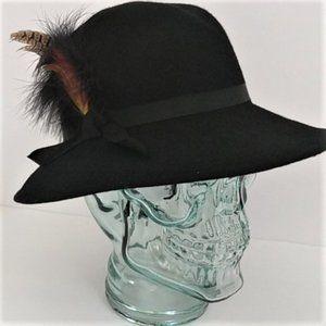 Vintage Helen Hale Wool Hat